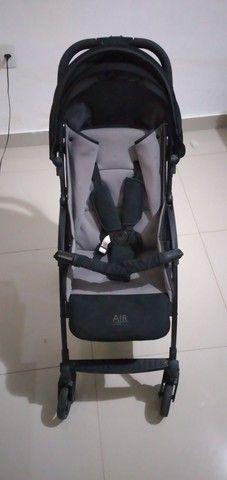 Carrinho de bebê Burigotto Black Air - Foto 5