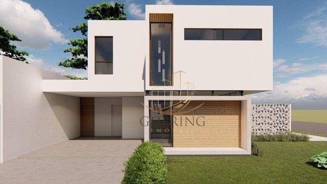 Sobrado Moderno com arquitetura exclusiva com 3 dormitórios sendo 1 suíte, à venda, 150 m²