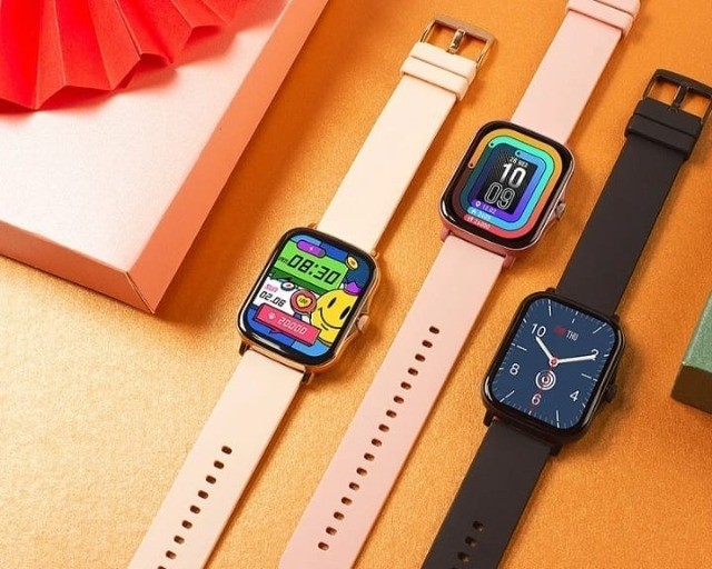 Lançamento 2021 Smartwatch Colmi P8 Plus - 6X sem juros - Foto 2