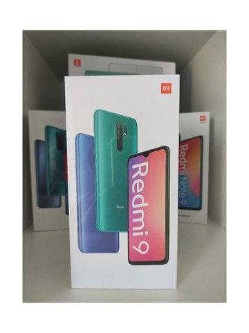 Precinho! Redmi 9 da Xiaomi.. Novo Lacrado com Pronta Entrega