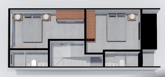Casa duplex em Lauro de Freitas, 3 quartos  - Foto 5