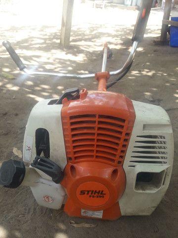 Maquina rossadeira  stihl FS-290  - Foto 6