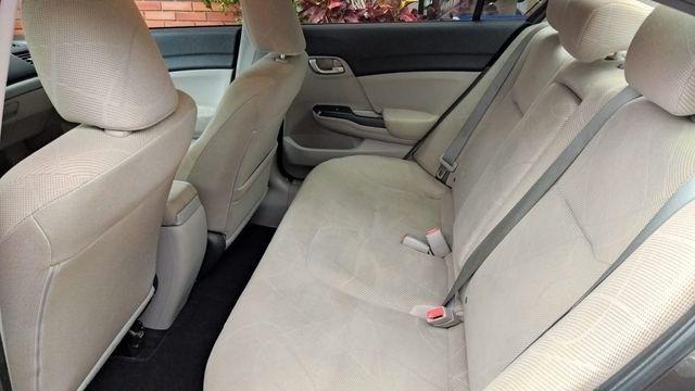 Civic New  LXS 1.8 16V i-VTEC (aut) (flex) - Foto 13
