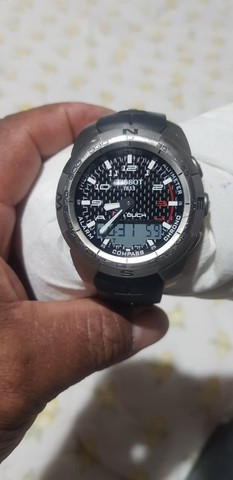 Relógio tissor Touch titânio  - Foto 2