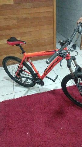 Bicicleta toda shimano - Foto 2