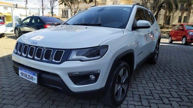Jeep Compass 2.0 Longitude 2018 Diesel - Foto 3