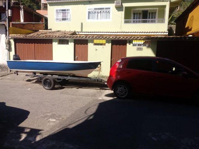Barco fibra 4.5mt - Foto 6