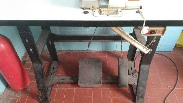 Máquina overclock e máquina de cortar tecido - Foto 2