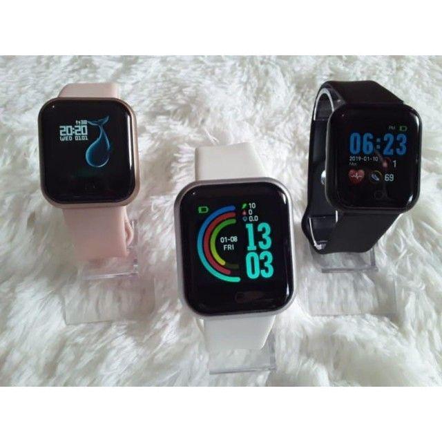 Smartwatch D20 ATACADO - Foto 2