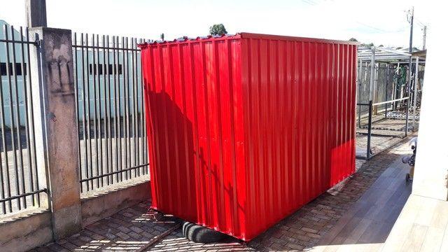 Locação de Mini Container