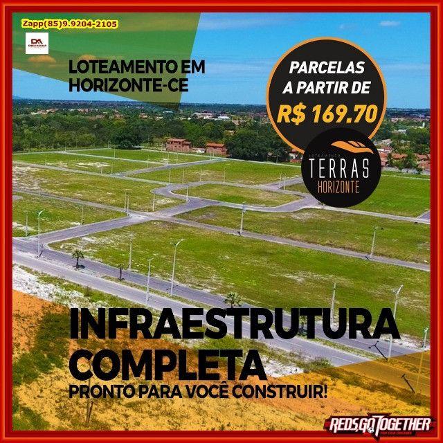 Loteamento em Terras Horizonte- Ligue e invista !!! - Foto 9
