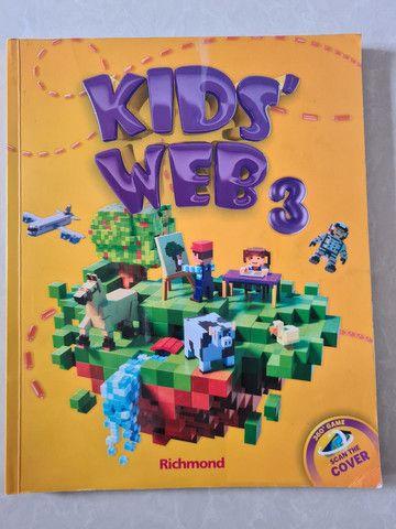 Livro Kids' Web 3 - Richmond