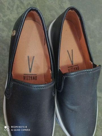 Sapato da Vizzano - 30 reais - Foto 3