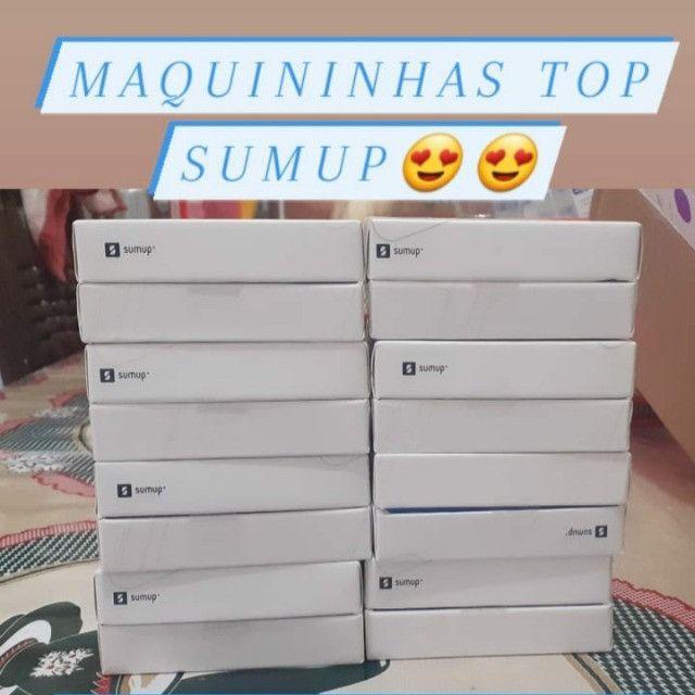 Maquininhas de Cartão SumUp Top - Foto 3
