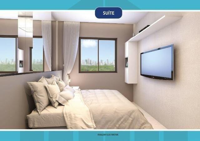 DM - Lançamento na Imbiribeira, 2 ou 3 quartos, condomínio club lazer completo - Foto 7