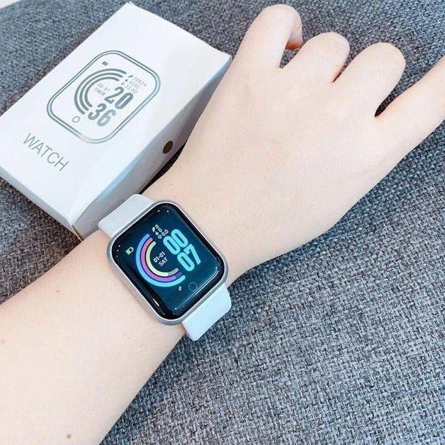 Smartwatch D20 ATACADO - Foto 4