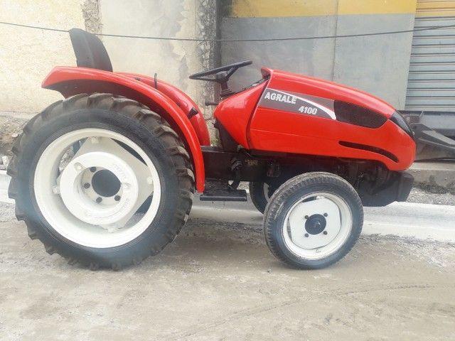 Trator agrícola Agrale 4100 ano 2005 - Foto 2