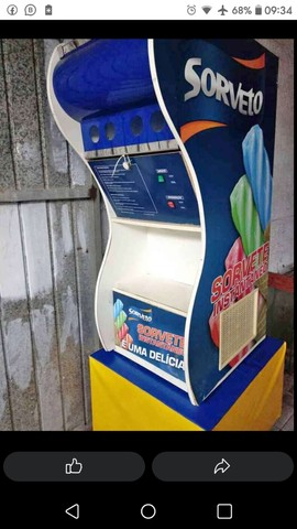 Máquina de sorvete instantâneo - Foto 2