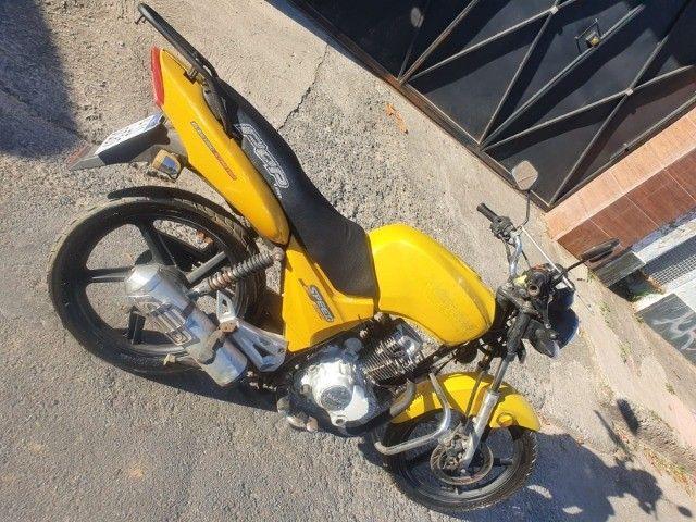 Speed 150 09 Cg 125 150 160 ybr riva apache yes - Foto 5
