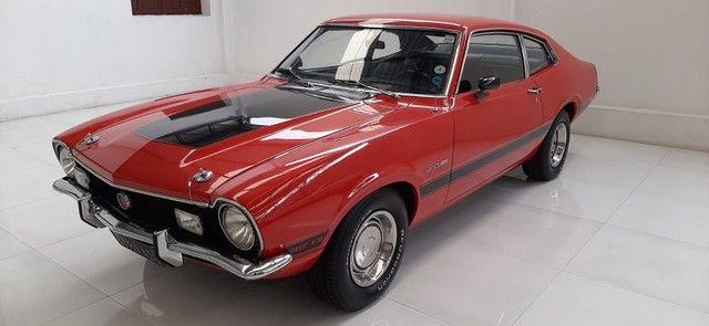 Maverick Super Luxo V8, GT Tribute, impecável, de coleção.