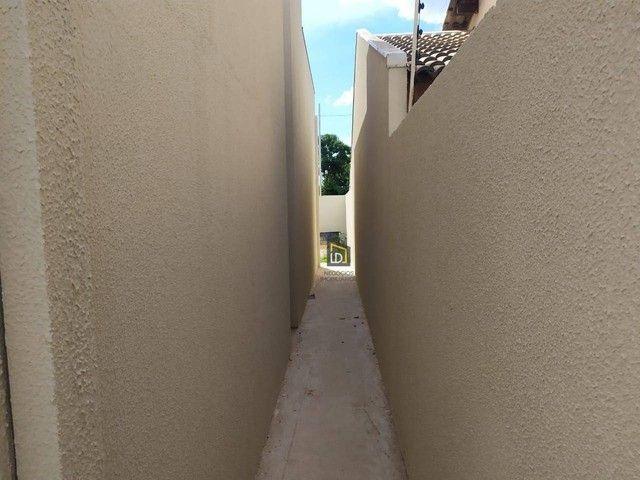 Casa com 2 dormitórios à venda, 55 m² por R$ 160.000 - Jardim Ouro Verde - Várzea Grande/M - Foto 5