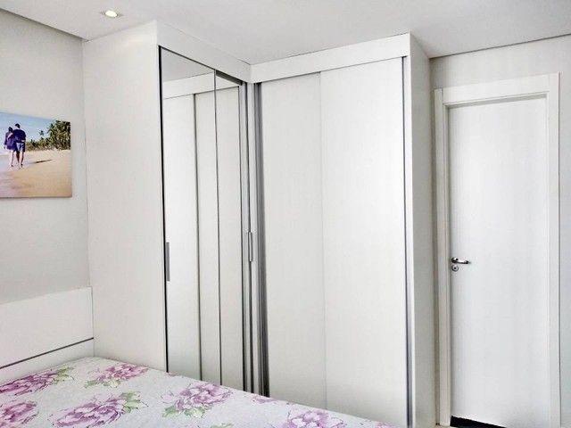 OPORTUNIDADE - Lindo apartamento 2 quartos com suíte - Armários planejados em Abrantes, Ca - Foto 17
