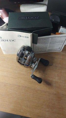 Shimano Calais 200 Dc - Foto 4