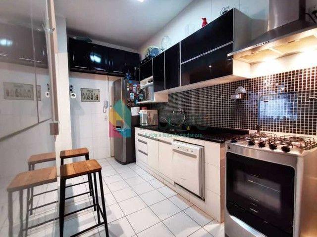 Apartamento à venda com 3 dormitórios em Humaitá, Rio de janeiro cod:BOAP30691 - Foto 10