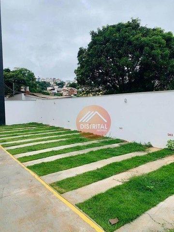 Apartamento com 2 dormitórios à venda, 55 m² por R$ 275.000,00 - Ouro Preto - Belo Horizon - Foto 14