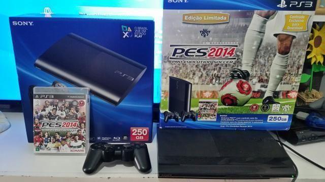 Playstation 3 Super conservado com garantia de 01 ano