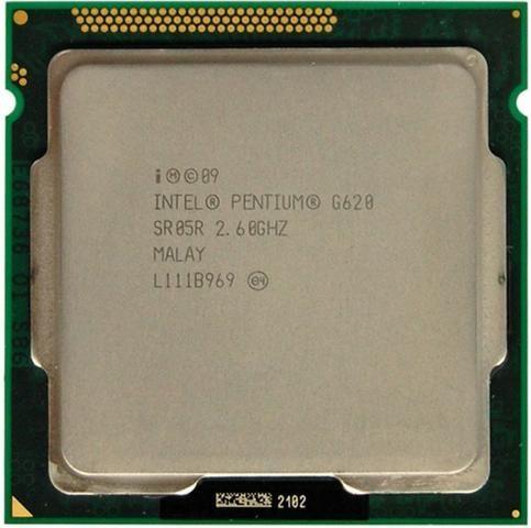 Processador Intel Pentium G620 (1155)