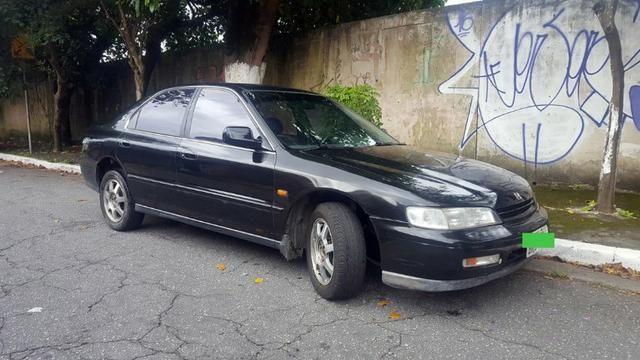 Honda Accord Sedan Ex 95   Pra Liberar Garagem   Doc Ok   Motor OK