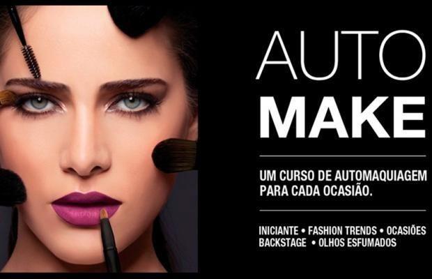 Promoção - Curso de Maquiagem