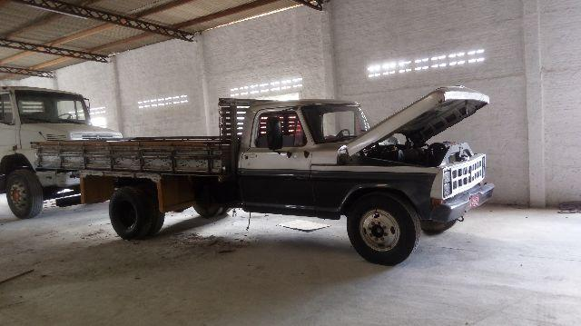 Ford F4000 87 hidraulica