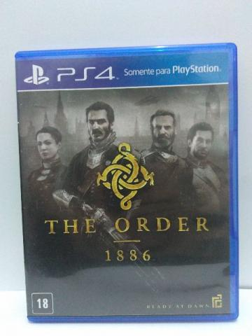 Jogos PS4 - The Order 1886