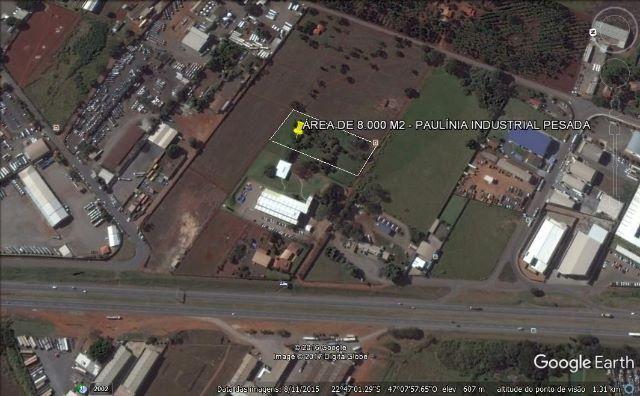 Área Industrial Pesada Paulínia Ótima p Industria