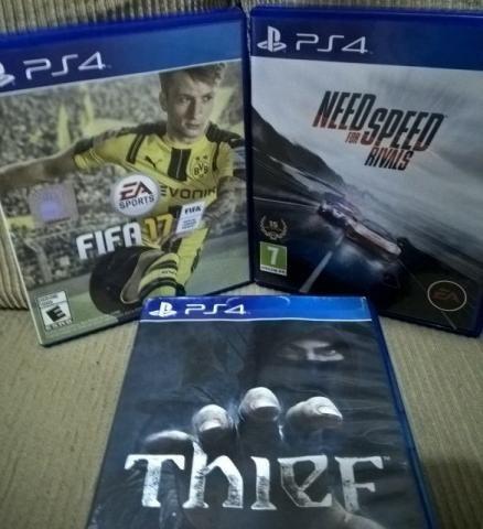 3 jogos ao preço de 1 (PS4)
