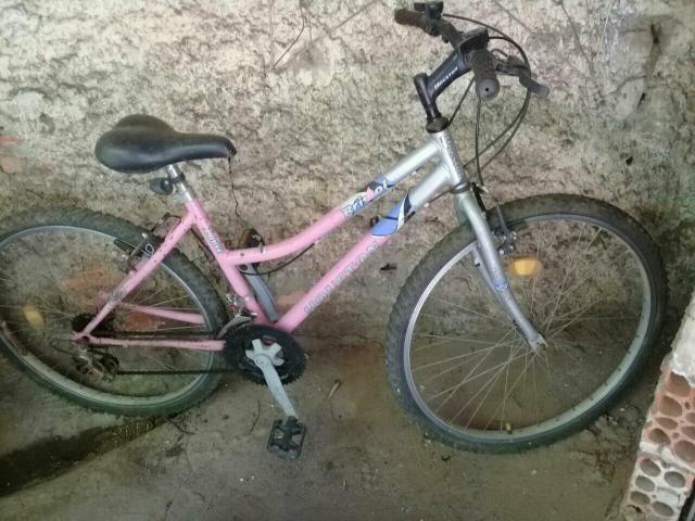 Bicicleta feminina Houston aro 26