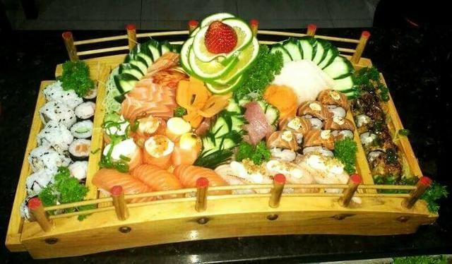 Sushiman disponível