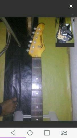 Corpo guitarra Samick