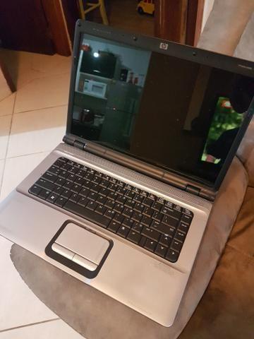 Notebook hp amd dual core 3 gigas 160 hd $490,00