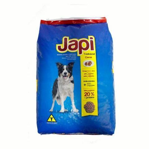 Ração Japi de 15kg