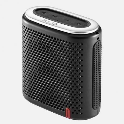 Caixa De Som Bluetooth/Sd/P2 10w Rms Pulse Sp236