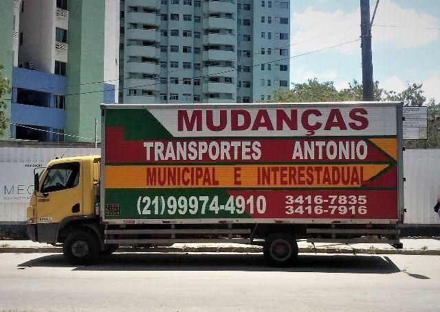 Mudanças Antônio