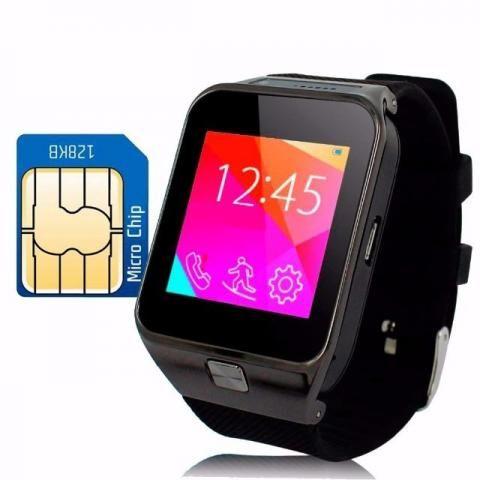 Relógio Bluetooth Smartwatch Dz09 Android Gear Chip – NOVO