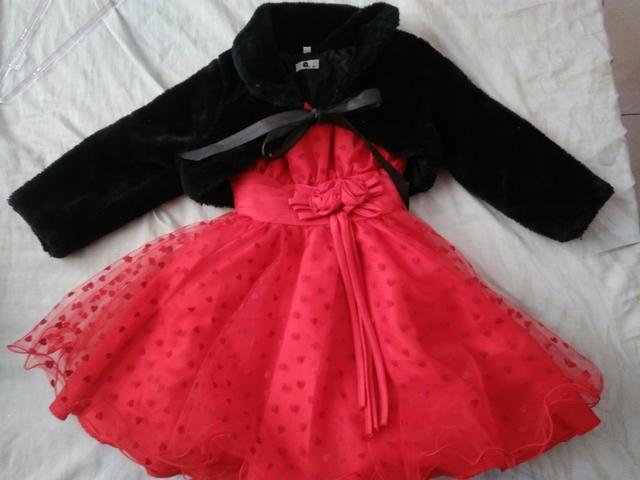 Vestido+bolerinho
