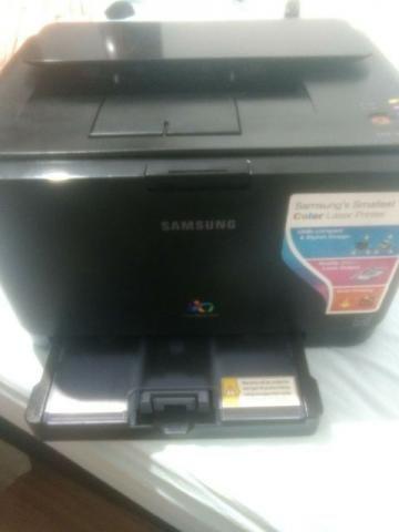 Impressora Laser Colorida Samsung Clp-315 110v