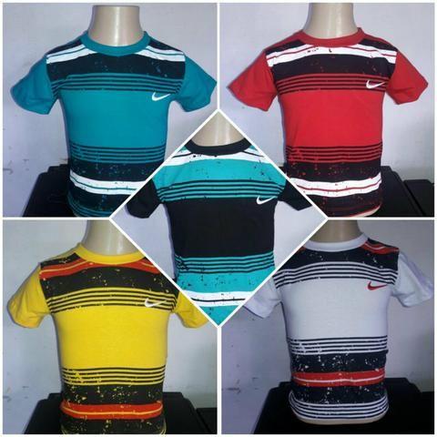Camisas Nike Infantil