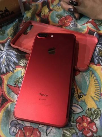 IPhone Plus 128 RED EDIÇÃO LIMITADA