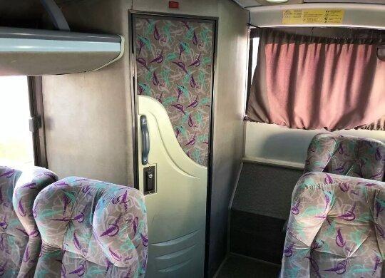 Ônibus fretamento comil 3.45 - Foto 5